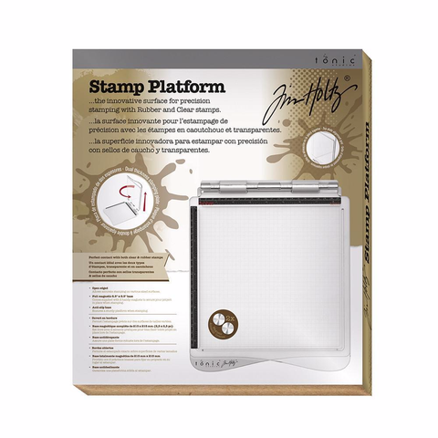 Tim Holtz Stamp Platform by Tonic Studios