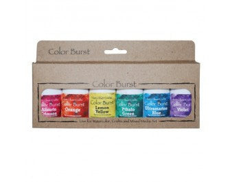 Ken Oliver Color Burst Water Colors-Bright