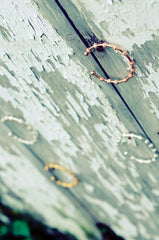 Wild at Heart Rose Gold Bracelet