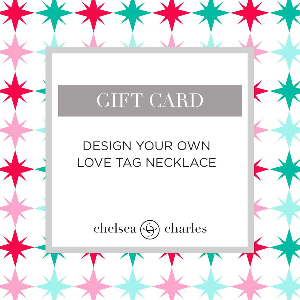 Gift Card for Chelsea Charles Jewelry