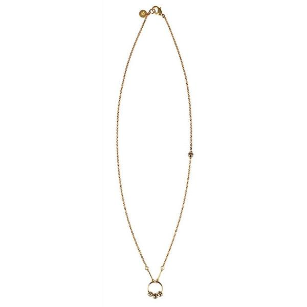 Arianne Infinity Circle Necklace