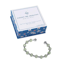 Count Me Healthy Midori Crystal Bracelet