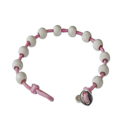 Wrap Bracelet - Pale Rose