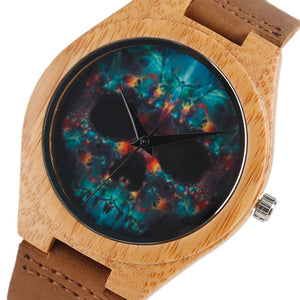 Quartz watches  Smooth and sound leather - PrettyLadies