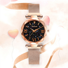 Load image into Gallery viewer, Star lazy magnet buckle quartz watch - PrettyLadies