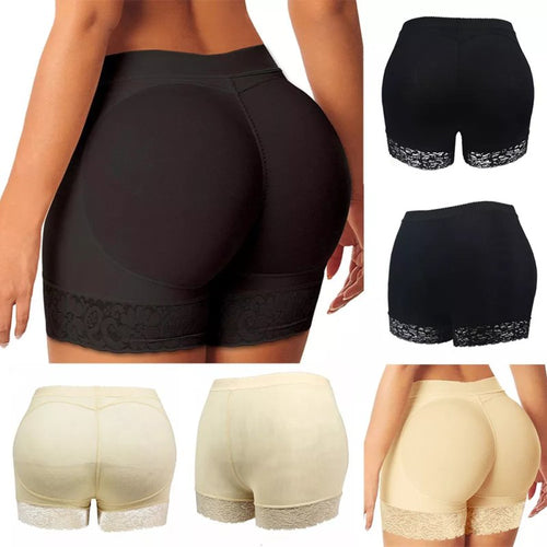 Sexy Butt Lifter Body Enhancer Hip Control Panties Shapewear Underwear