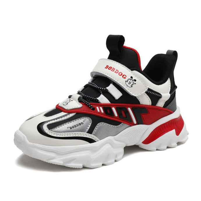fashionable kids sneakers boys children' sports shoes