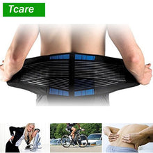Load image into Gallery viewer, 1Pcs Adjustable Neoprene Double Pull Lumbar Support Lower Back Belt Brace Pain Relief Band Waist Belt S-6XL Plus Zize - PrettyLadies