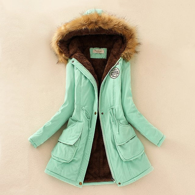 Winter  Jacket - PrettyLadies