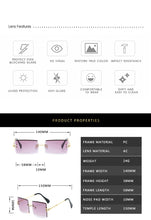Load image into Gallery viewer, women Sunglasses - PrettyLadies