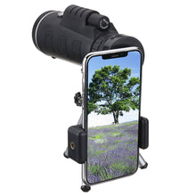 Load image into Gallery viewer, IPRee® 40X60 Monocular Optical HD Lens Telescope + Tripod + Mobile Phone Clip - PrettyLadies