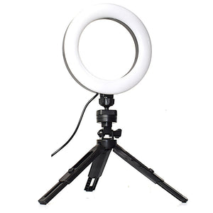 Photography Dimmable LED Selfie Ring Light - PrettyLadies