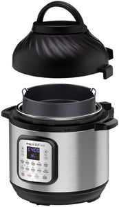 Instant Vortex Plus Air Fryer Oven 7 in 1 with Rotisserie, 10 Qt, EvenCrisp Technology - PrettyLadies
