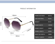 Load image into Gallery viewer, women's Sunglasses - PrettyLadies