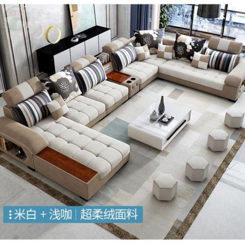 living room  sofa - PrettyLadies