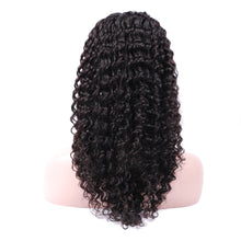 Load image into Gallery viewer, 150% 180% Density HD Full Lace Human Hair Wigs For Black Women,Wholesale Brazilian Virgin Hair Transparent Lace Front Wig - PrettyLadies