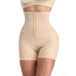 Plus Shapewear Workout Waist Trainer Corset Butt Lifter Tummy Control Plus Size Booty Lift Pulling Underwear Shaper Women Ladies - PrettyLadies
