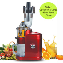 Load image into Gallery viewer, Premium Unique Stylish Slow Juicer , 350Watt, 80mm Super Big Feeding Chute,	Slow Masticating Juicer - PrettyLadies