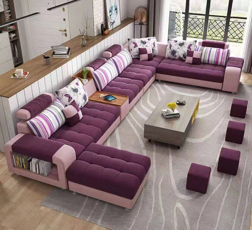 sofa living room - PrettyLadies