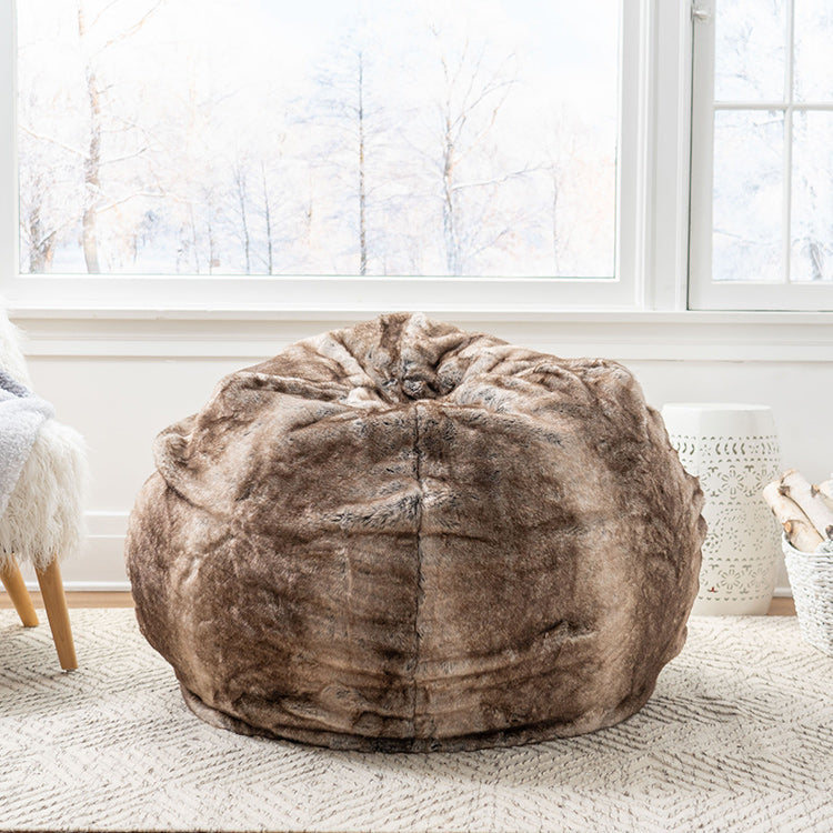 Soft Plush Bean Bag Chairs - PrettyLadies