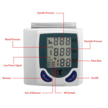 Load image into Gallery viewer, blood pressure monitor - PrettyLadies