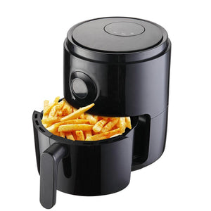 Hot Style Stainless Steel Pan 3.0L Electric No Oil Air Fryer Cooker Deep Fryer - PrettyLadies