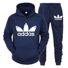 Load image into Gallery viewer, New Autumn Men's Sets hoodies+Pants Harajuku Sport Suits Casual Men/Women Sweatshirts Tracksuit 2020 Brand Sportswear - PrettyLadies