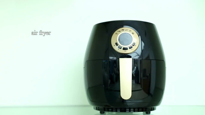 Hot Sales New Style XL Digital Power No Oil Air Fryer Cooker, No Oil Fryer - PrettyLadies