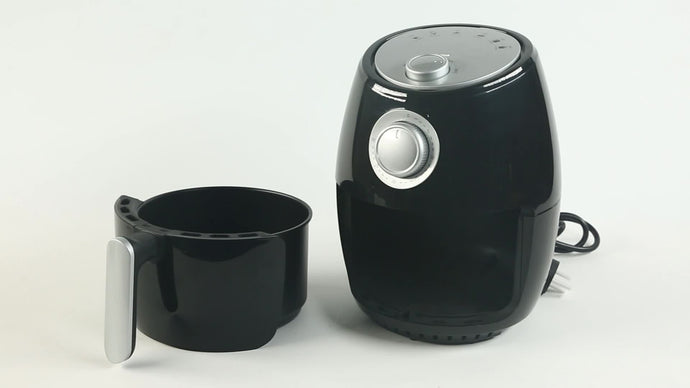 Uses Rapid Circulation Oil Free Deep Air Fryer Price, Steam Oil Free Fryer For Kitchen Cooking - PrettyLadies