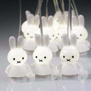 Miffy ljusslinga LED