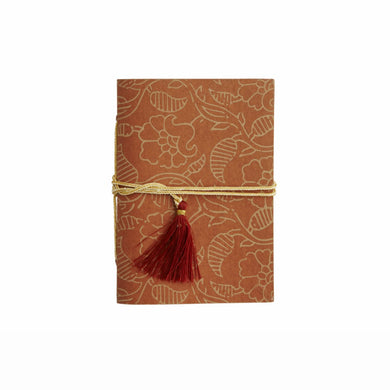 Notebook - Tassel