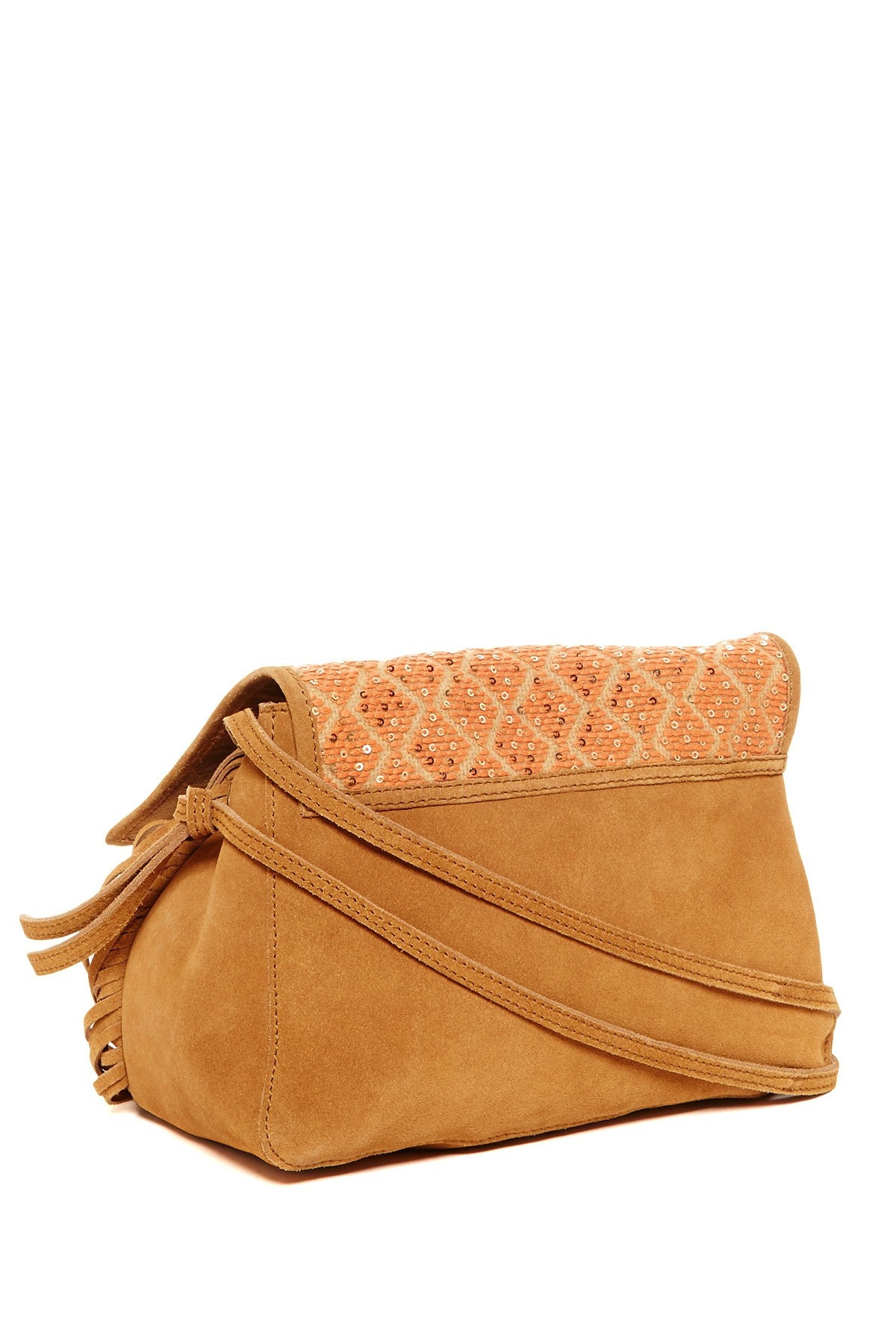 Emma Cross Body Bucket Bag