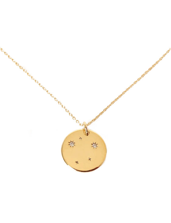 Constellation Zodiac Necklace