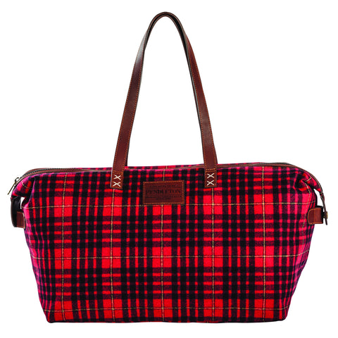 Pendleton Relaxed Gym Bag- Maclan Tartan