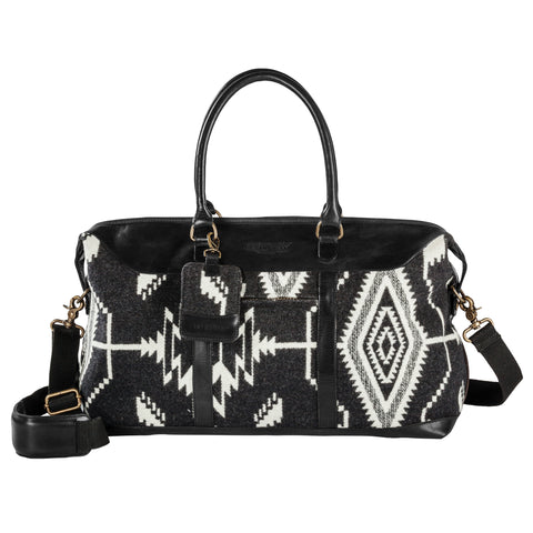Pendleton Getaway Bag- Tsi Mayoh Black