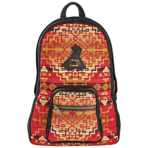 Pendleton Dome Backpack Warrior Rock Red