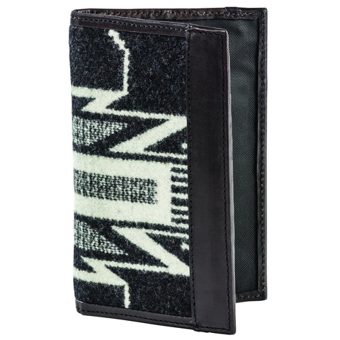 Pendleton Secretary Wallet- Tsi Mayoh Black