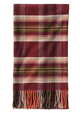 Pendleton Lodge Plaid 5th Avenue Throw
