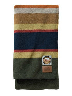 Pendleton Badlands National Park Blanket