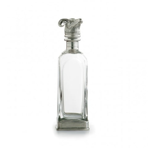 Arte Italica Animale Ram Decanter