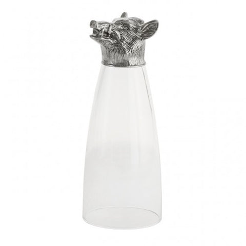 Arte Italica Animale Pilsner Glass- Boar