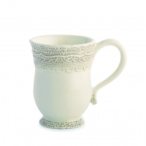 Arte Italica Finezza Cream Mug