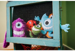 P.L.A.Y. Momo's Monsters Plush Toys