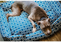 P.L.A.Y. Moroccan Dog Lounge Bed