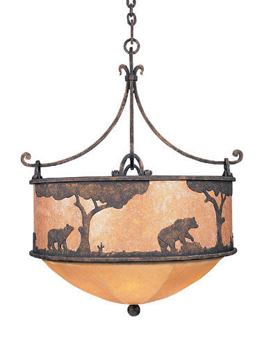 Hammerton CH6027 Mountain Meadow Chandelier