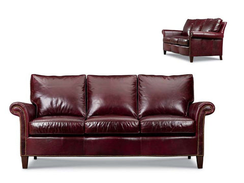 Leather Sofa 1960