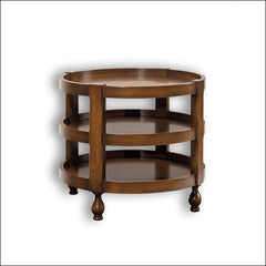 Biagio Round Side Table