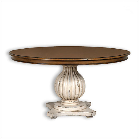 Capricia Round Dining Table