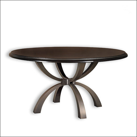 Lila Round Dining Table