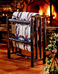 Old Hickory Quilt Rack